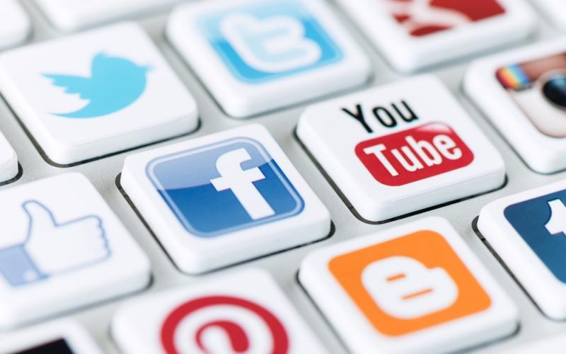 Redes Sociales más usadas en 2019