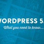 Wordpress 5.0, llega la revolución