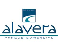 Logo de Alavera Parque Comercial