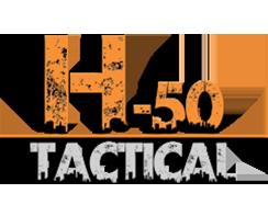 Sitio web de h-50 tactical