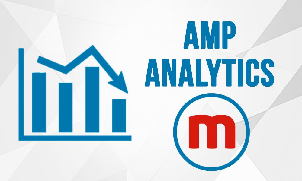 AMP Analytics, ¿por qué me bajan las visitas?