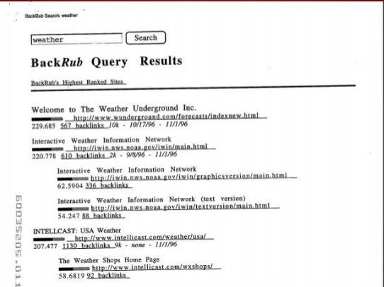 anuncios de google 1997