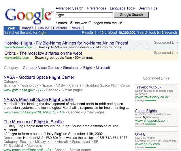 anuncios de google 2002
