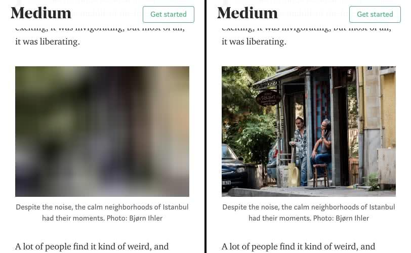 lazy loading en imagenes dentro de tu web