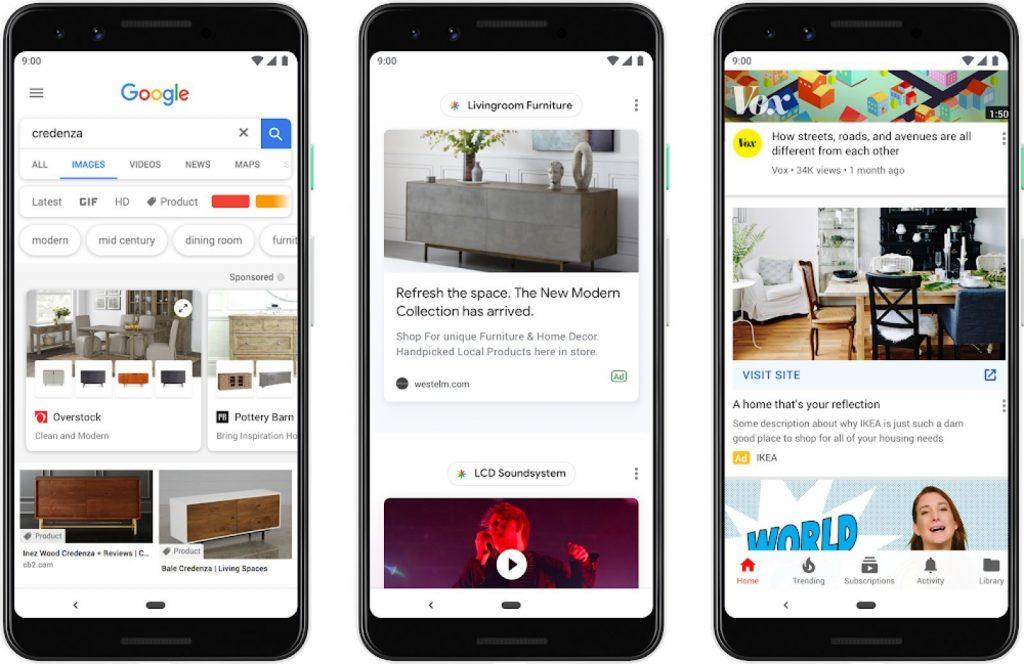 anuncios en google discover para final de año