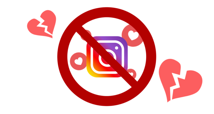 eliminan likes de instagram