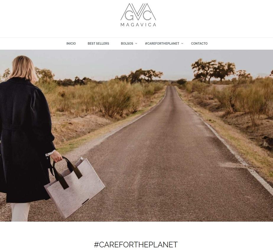 nueva tienda online magavica