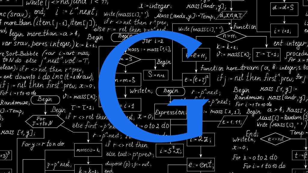 actualización del algoritmo de Google