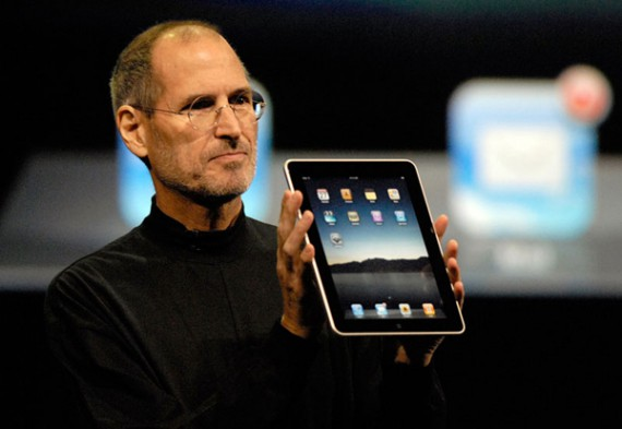 presentacion primer ipad predicciones tecnologicas