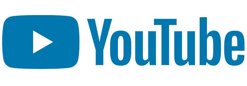 logo youtube la segunda red social más usada