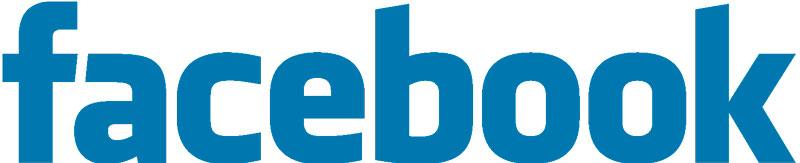 logo facebook redes sociales más usadas