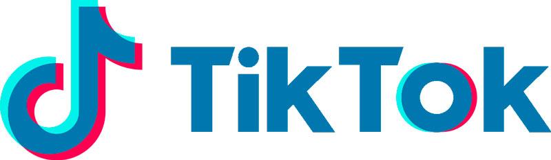 logo tiktok nueva red social más usada