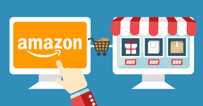 tienda virtual en amazon