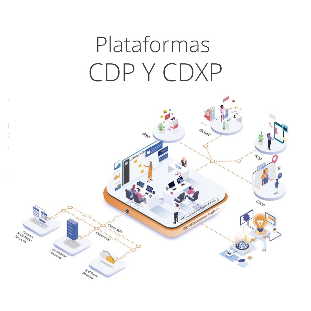 CDP Y CDXP
