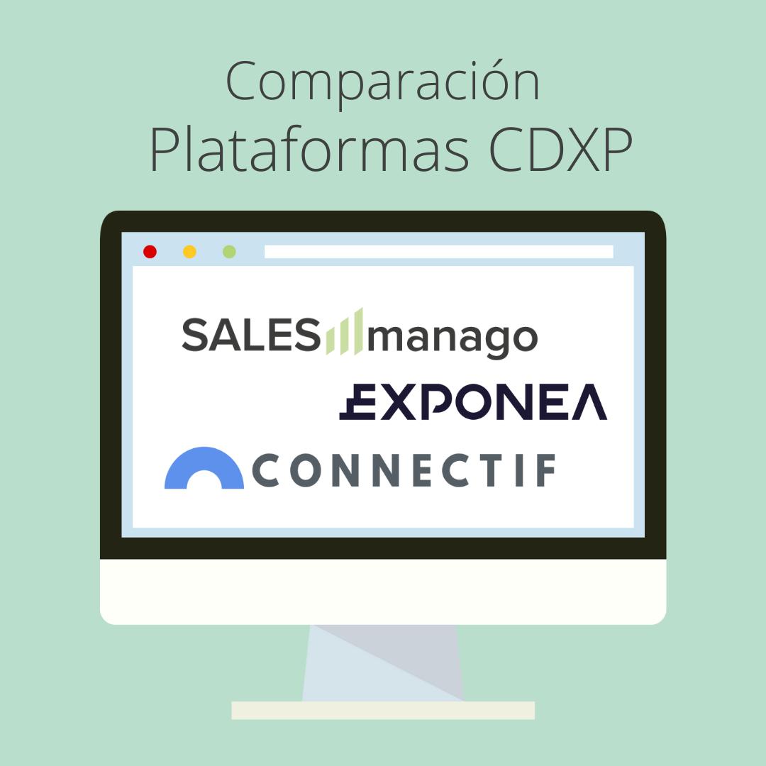 plataformas CDXP