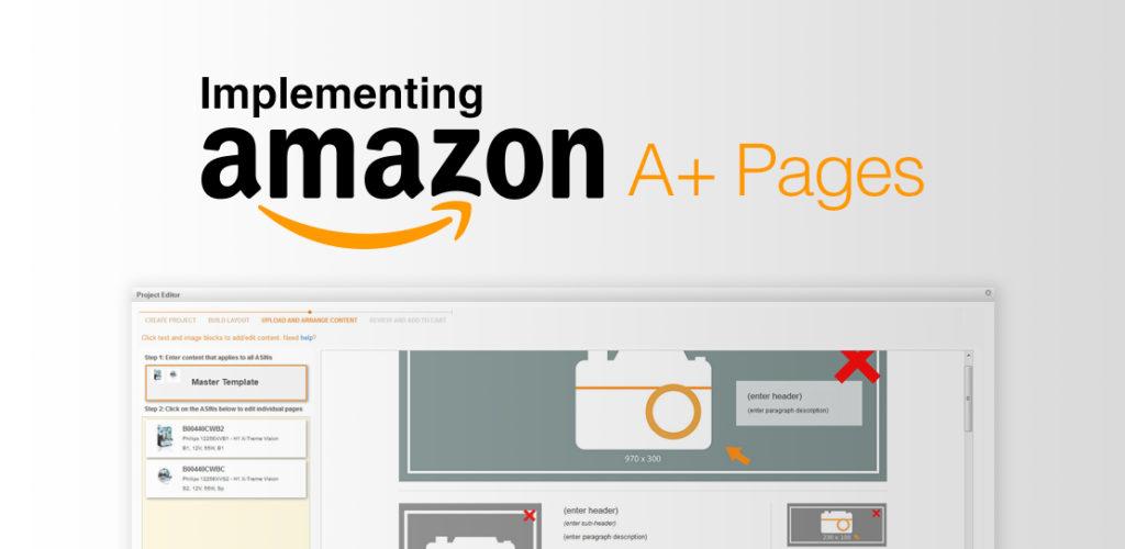 Contenido A+ Amazon