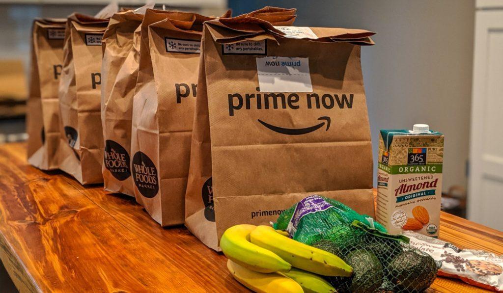 Supermercado solo para Prime