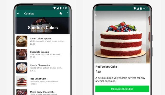 catálogo de productos whatsapp