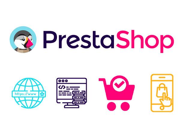 prestashop para el diseño de tiendas online