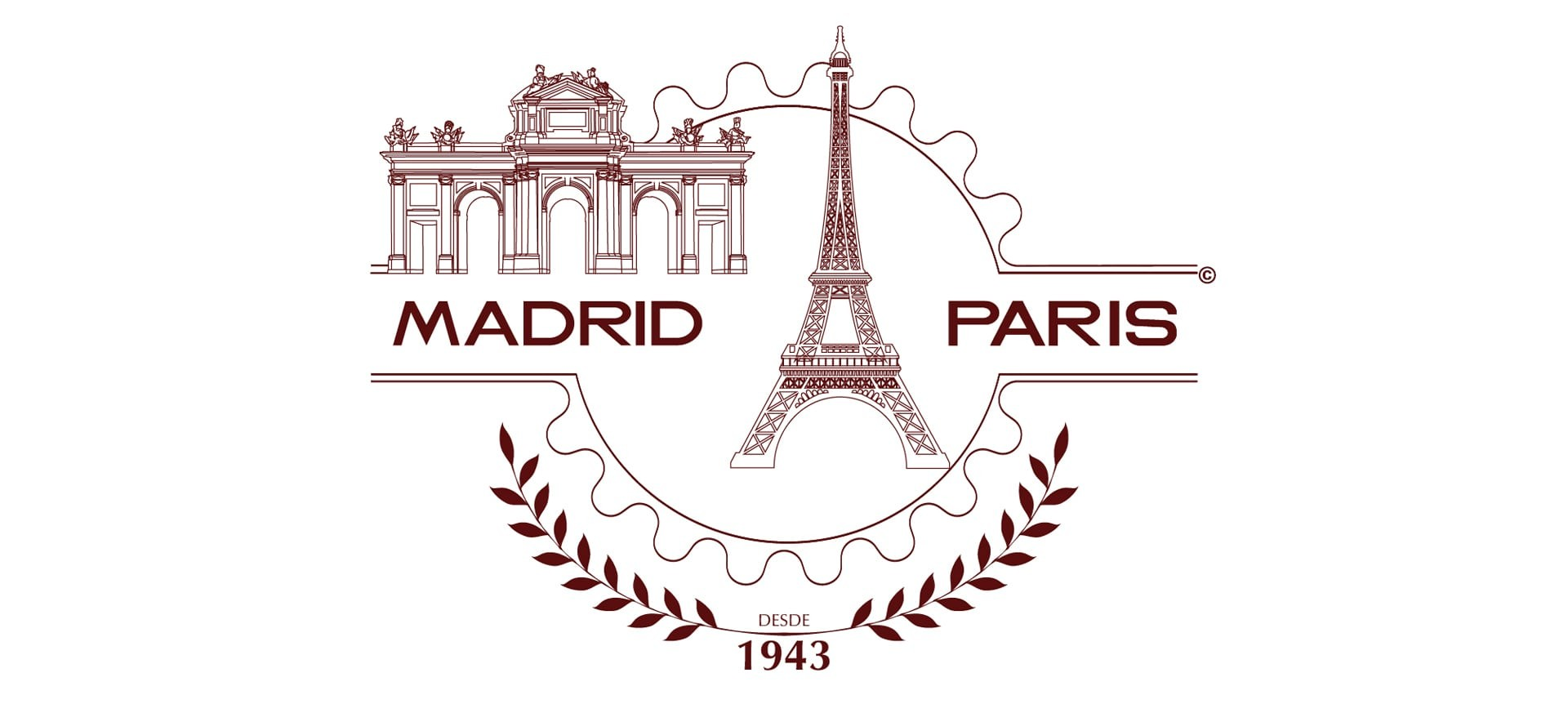 logo perfumeria madrid paris