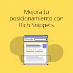 Mejora tu posicionamiento con Rich Snippet