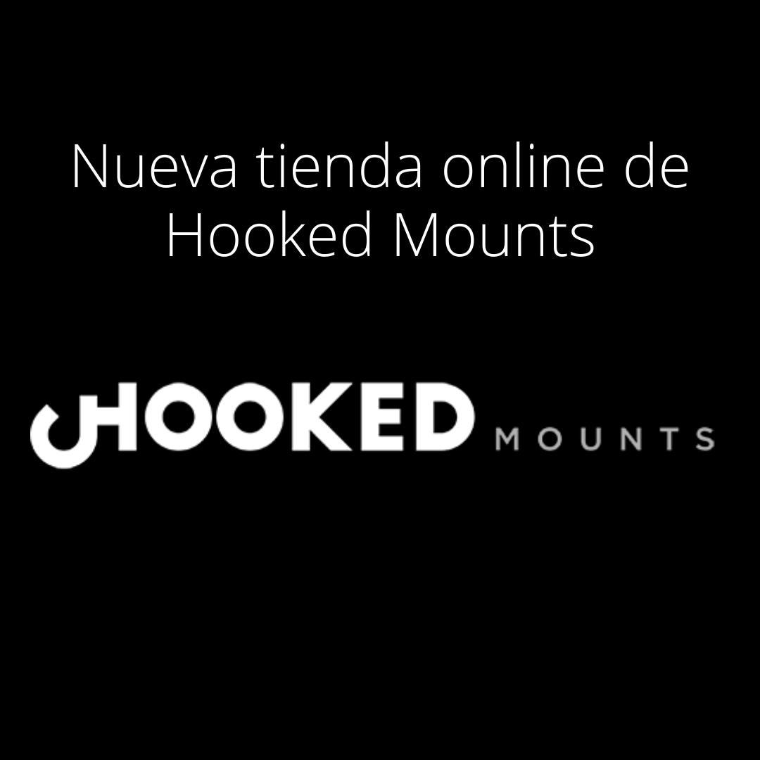 tienda online hooked mounts