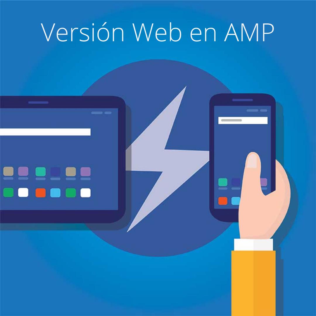 Versión web AMP